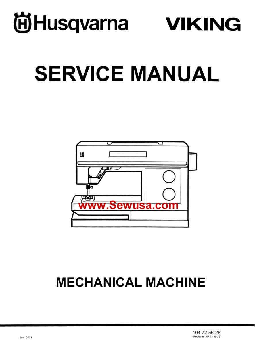 Viking Mechanical Machine Service Manual, wpe25.jpg (63421 bytes)