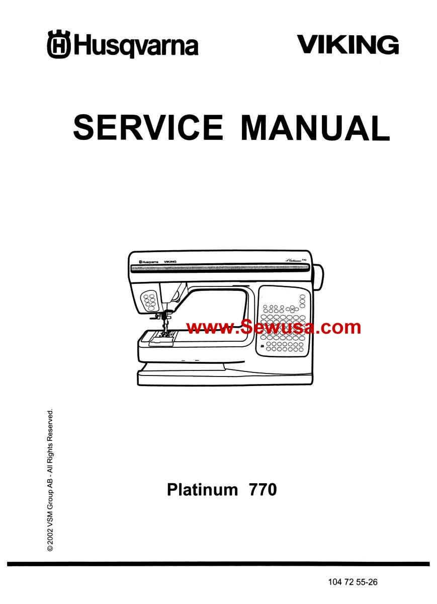 Viking 770 Platinum Service Manual, wpe3F.jpg (61245 bytes)